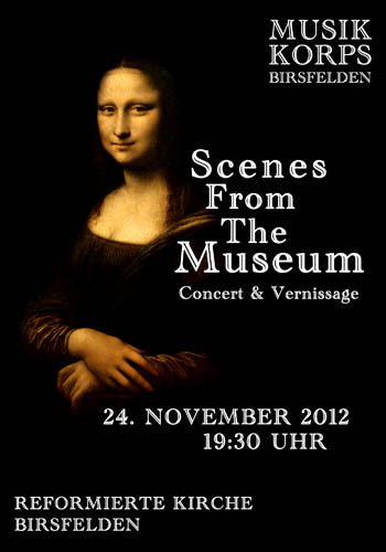 Scenes from the Museum - Museumskonzert